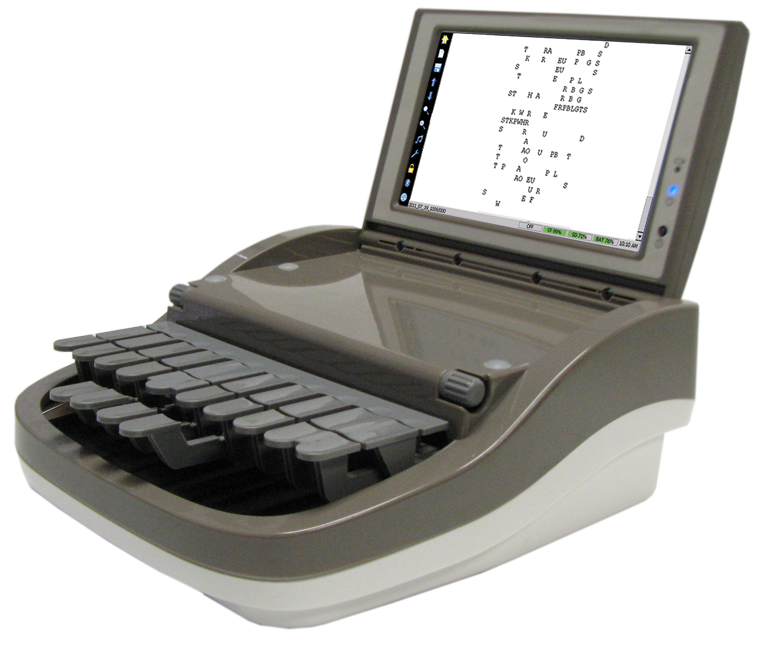 Steno Machines | Court Reporting and Captioning At Home